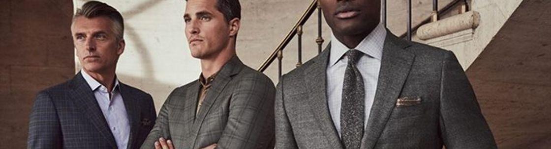 Three successful men in sport coats